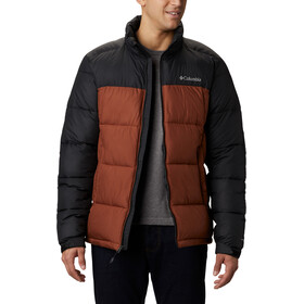 Columbia Pike Lake Jacke Herren dark amber/black